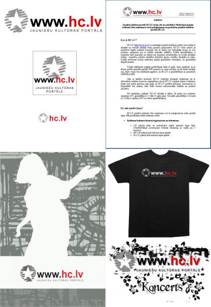 HC.LV logo izmantošana