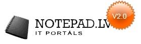Notepad.lv logo