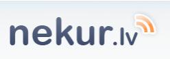 nekur.lv logo